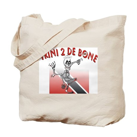 Trini 2 De Bone Tote Bag