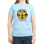 Villalobos Family Crest Women's Light T-Shirt