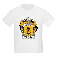 Villalobos Family Crest T-Shirt