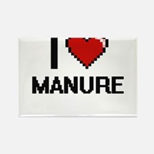 I Love Manure Magnets