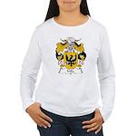 Villa Family Crest Women's Long Sleeve T-Shirt