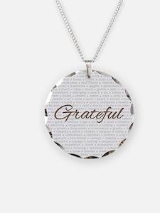 Unique Hope love faith Necklace