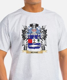 Keane Coat of Arms - Family Crest T-Shirt