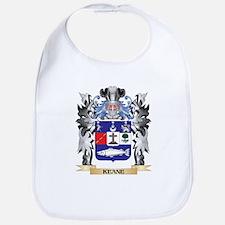 Keane Coat of Arms - Family Crest Bib