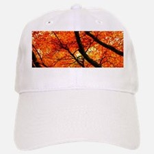 Autumn oak Baseball Baseball Cap