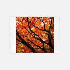 Autumn oak 5'x7'Area Rug