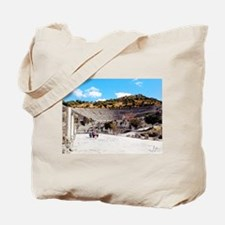 A Stadium View Tote Bag