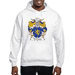 Verdugo Family Crest Hooded Sweatshirt