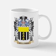 Kelleher Coat of Arms - Family Crest Mugs