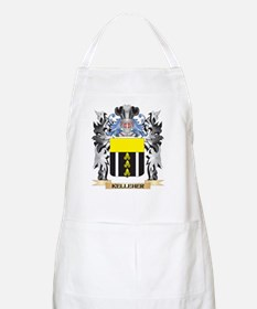 Kelleher Coat of Arms - Family Crest Apron