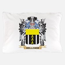 Kelleher Coat of Arms - Family Crest Pillow Case