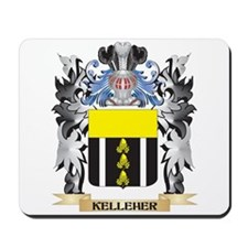 Kelleher Coat of Arms - Family Crest Mousepad