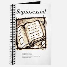 Sapiosexual Journal