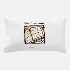 Sapiosexual Pillow Case