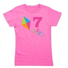 Cute Birthday Girl's Tee