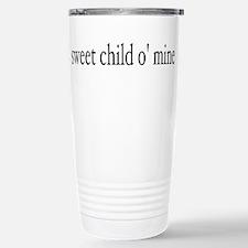 Cute Axel Travel Mug
