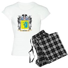 Kenna Coat of Arms - Family Pajamas
