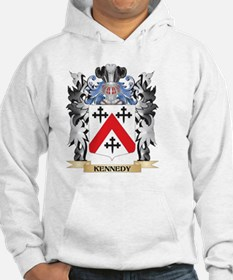 Kennedy- Coat of Arms - Family C Hoodie