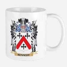 Kennedy- Coat of Arms - Family Crest Mugs