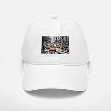 I LOVE NYC - New York Taxi Baseball Baseball Cap