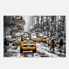 I LOVE NYC - New York Tax Postcards (Package of 8)