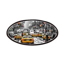 I LOVE NYC - New York Taxi Patch