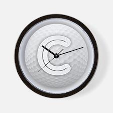Unique Chaz Wall Clock