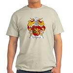 Valbueno Family Crest Light T-Shirt