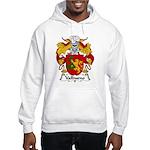 Valbueno Family Crest Hooded Sweatshirt