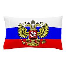 Flag of Russia - Trikolor Pillow Case