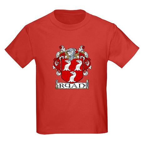 Ryan Coat of Arms Kids Dark T-Shirt