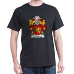 Valbuena Family Crest  Dark T-Shirt
