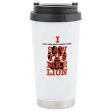 Unique Current events Travel Mug