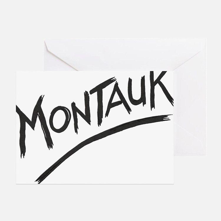 Montauk Greeting Card