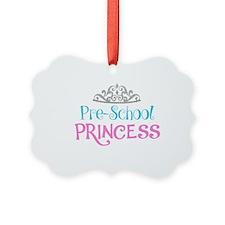 Pre-School Princess Ornament