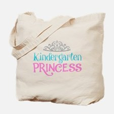 Kindergarten Princess Tote Bag