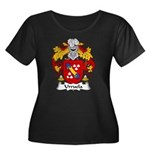 Urruela Family Crest Women's Plus Size Scoop Neck