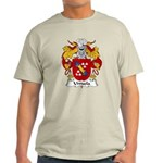 Urruela Family Crest Light T-Shirt