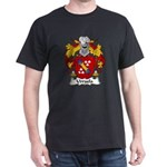 Urruela Family Crest Dark T-Shirt