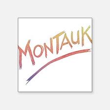 Montauk Sticker