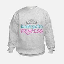 Kindergarten Princess Sweatshirt