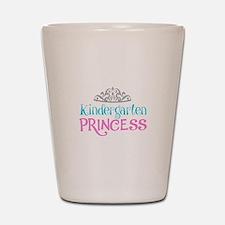 Kindergarten Princess Shot Glass