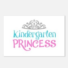 Kindergarten Princess Postcards (Package of 8)