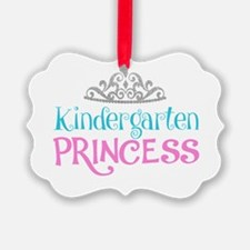 Kindergarten Princess Ornament