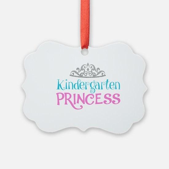 Kindergarten Princess Ornament