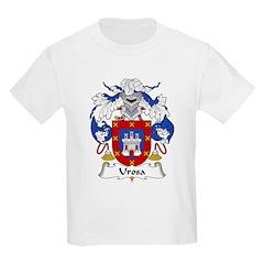 Urosa Family Crest T-Shirt