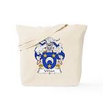 Urban Family Crest Tote Bag