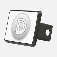 D Golf Ball - Monogram Gol Hitch Cover