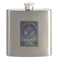 Earth Dragon Flask