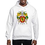 Unanue Family Crest Hooded Sweatshirt